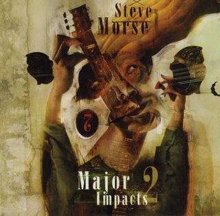 Steve Morse Band - Major Impacts 2 CD (album) cover