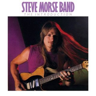 Steve Morse Band - The Introduction  CD (album) cover