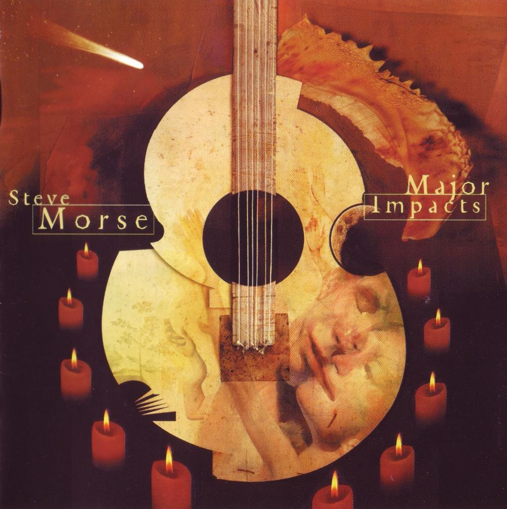 Steve Morse: Major Impacts by MORSE BAND, STEVE album cover