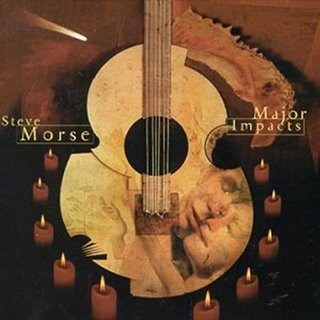 Steve Morse Band - Major Impacts CD (album) cover