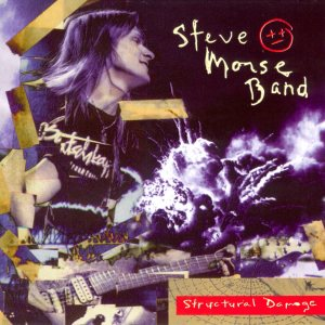 Steve  Morse Band Structural Damage album cover