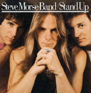 Steve Morse Band - Stand Up CD (album) cover