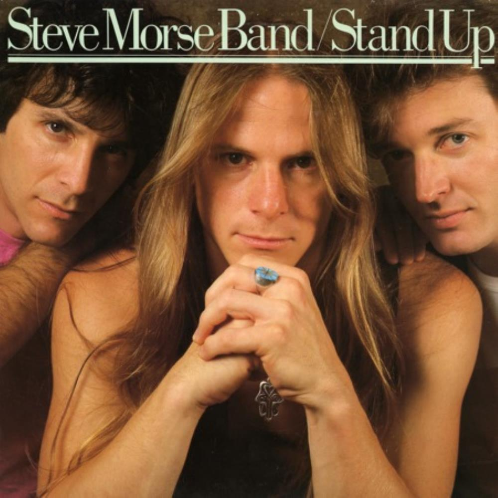 Stand Up by MORSE BAND, STEVE album cover