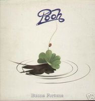 I Pooh Buona Fortuna album cover
