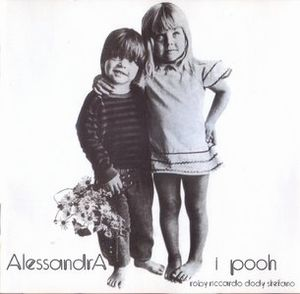 Alessandra by POOH, I album cover