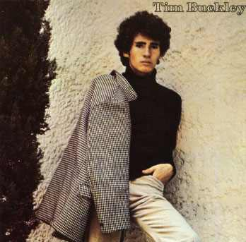 Tim Buckley - Tim Buckley CD (album) cover