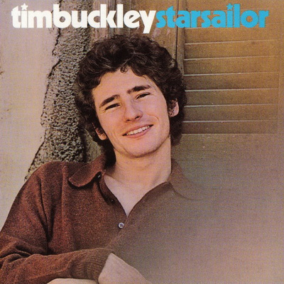 Tim Buckley Starsailor album cover