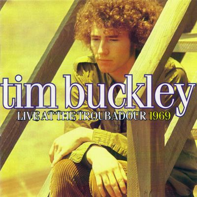 Tim Buckley ... un ange passe Cover_2031612112009