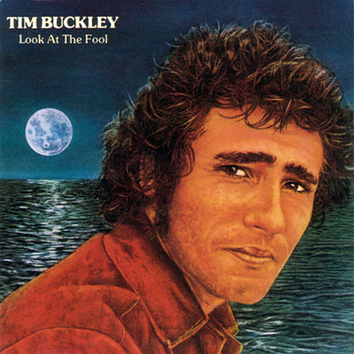 Tim Buckley Look At The Fool album cover
