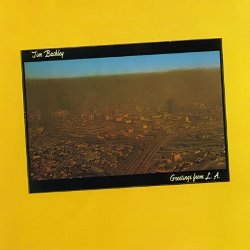 Tim Buckley Greetings From L.A. album cover