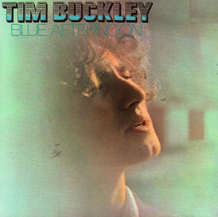 Tim Buckley - Blue Afternoon CD (album) cover