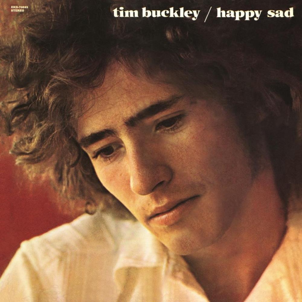 Happy Sad by BUCKLEY, TIM album cover