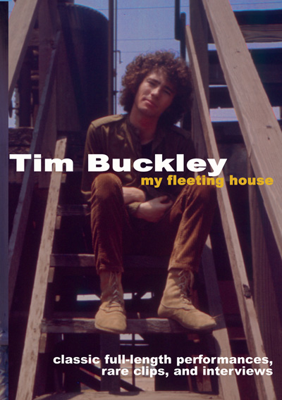 My Fleeting House by BUCKLEY, TIM album cover