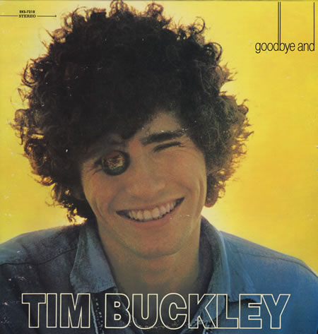 Goodbye and Hello by BUCKLEY, TIM album cover