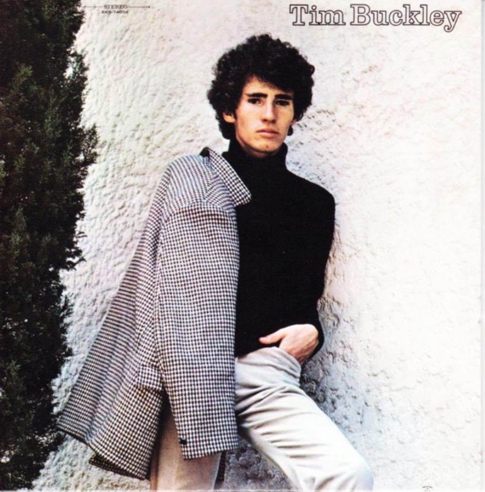 Tim Buckley Tim Buckley album cover