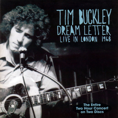 Tim Buckley - Dream Letter: Live In London 1968 (disc 2)
