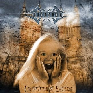 Ricocher - Cathedral Of Emotions CD (album) cover