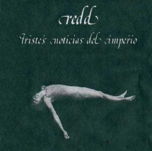 Redd - Tristes Noticias del Imperio CD (album) cover