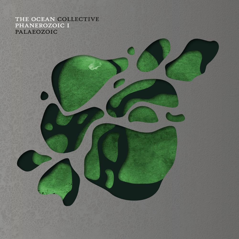 The Ocean - Phanerozoic I: Palaeozoic CD (album) cover