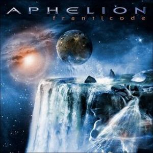 Aphelion - Franticode CD (album) cover