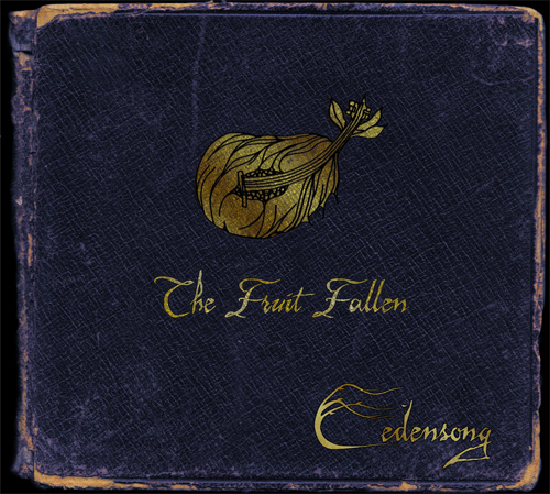 Edensong - The Fruit Fallen CD (album) cover