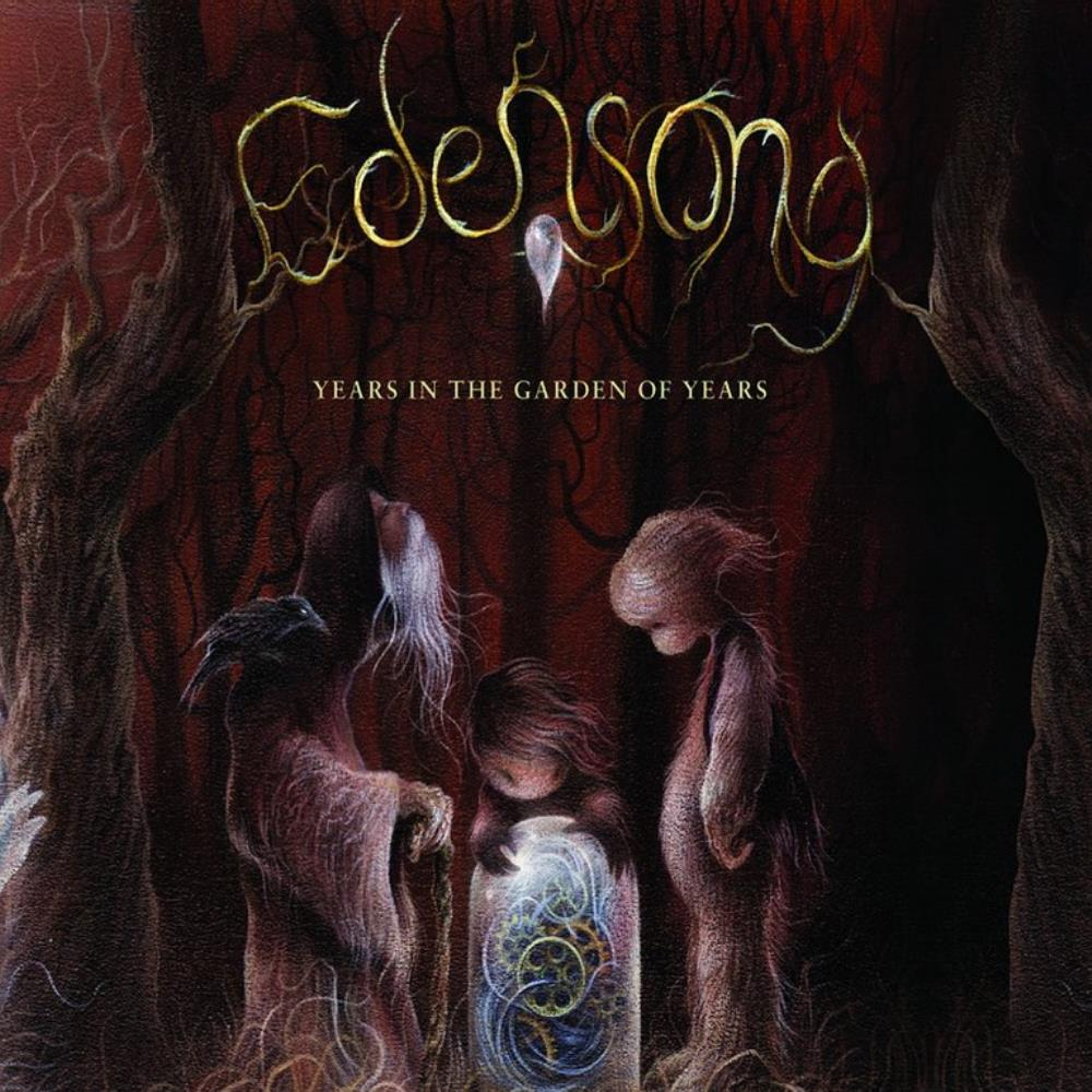 Edensong - Years In The Garden Of Years CD (album) cover