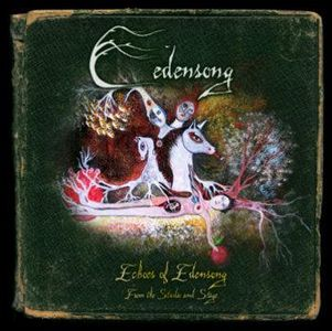 Edensong - Echoes of Edensong CD (album) cover