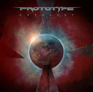 Prototype - Catalyst CD (album) cover