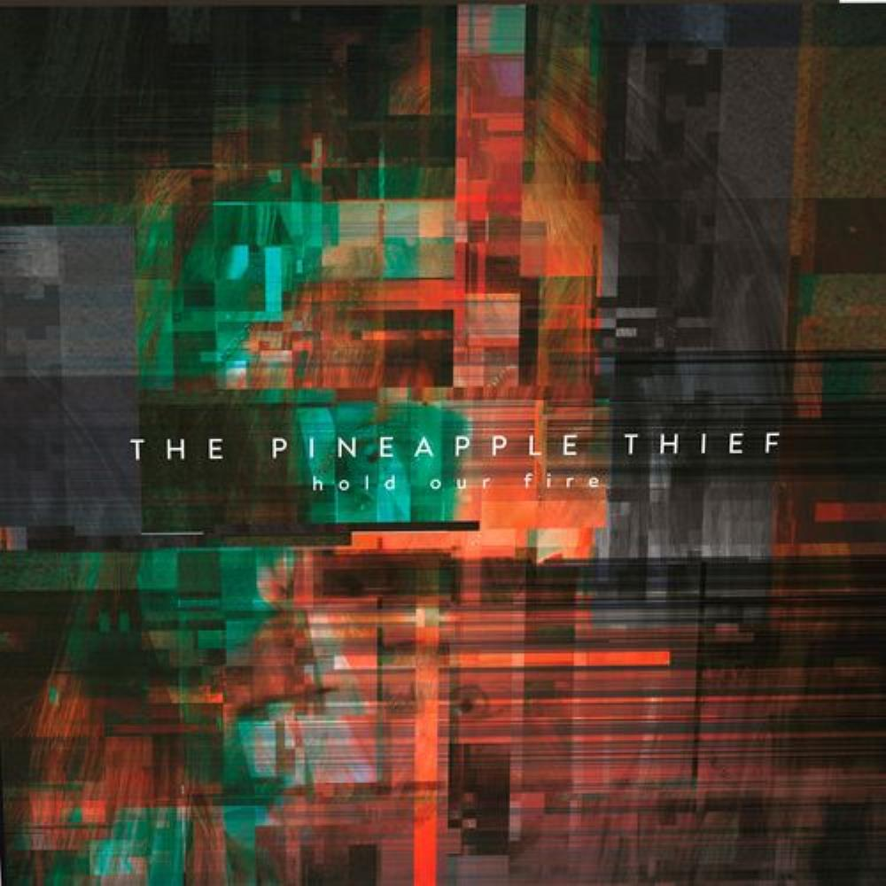 The Pineapple Thief Hold Our Fire album cover