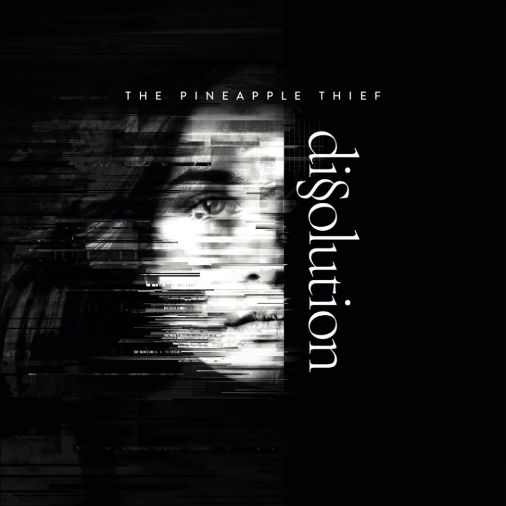 The Pineapple Thief - Dissolution CD (album) cover