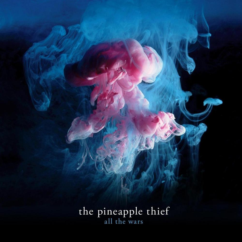 Pineapple Thief All The Wars album cover