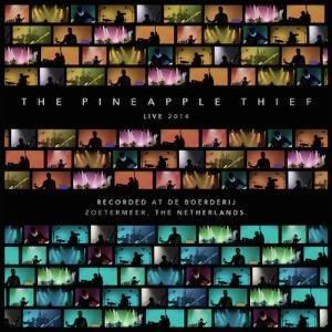 The Pineapple Thief Live 2014 album cover