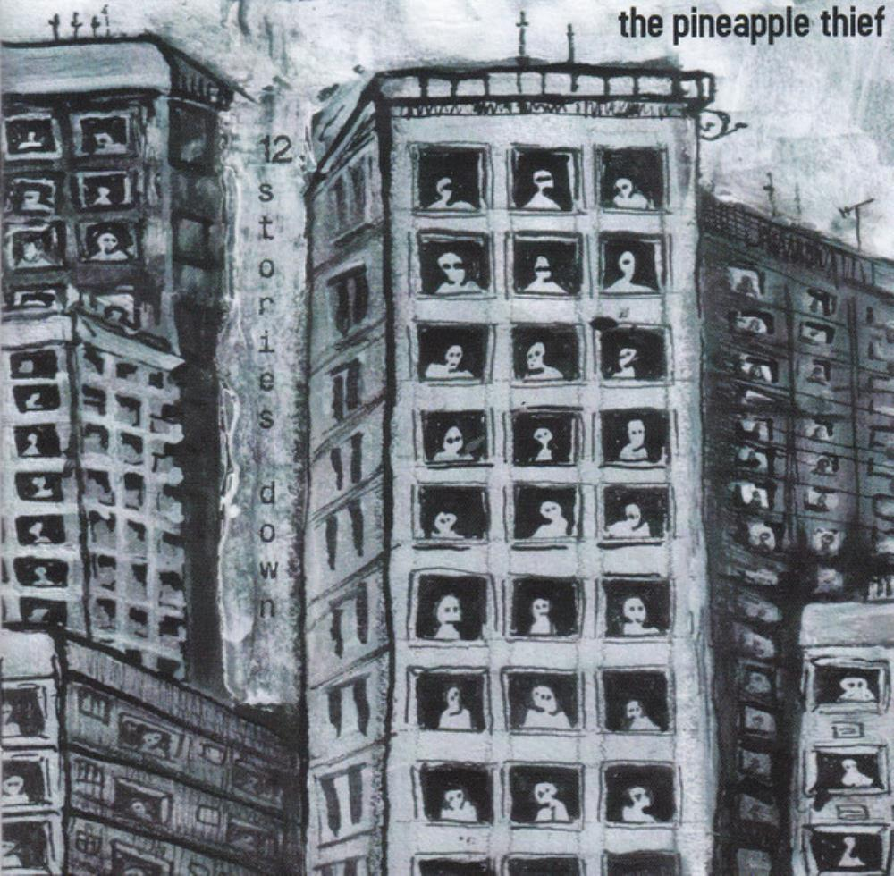 Pineapple Thief 12 Stories Down album cover