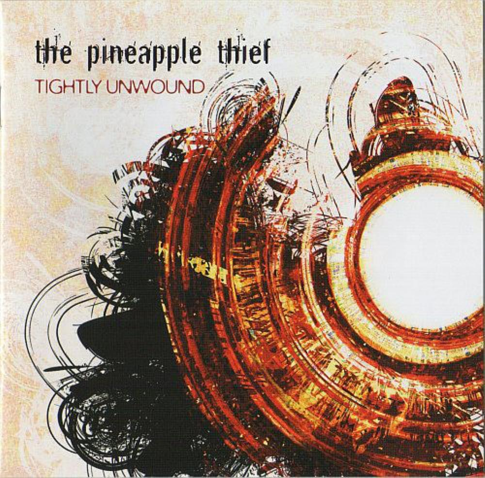 The Pineapple Thief Tightly Unwound album cover