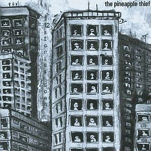 Pineapple Thief - 12 Stories Down CD (album) cover