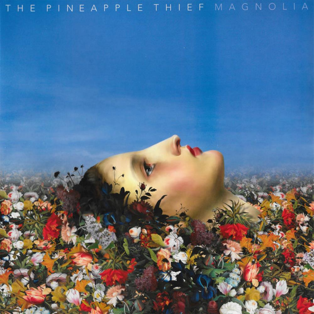 Magnolia by PINEAPPLE THIEF, THE album cover