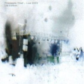 Pineapple Thief Live 2003  album cover