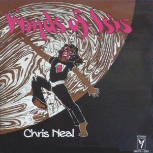 Chris Neal - Winds Of Isis CD (album) cover