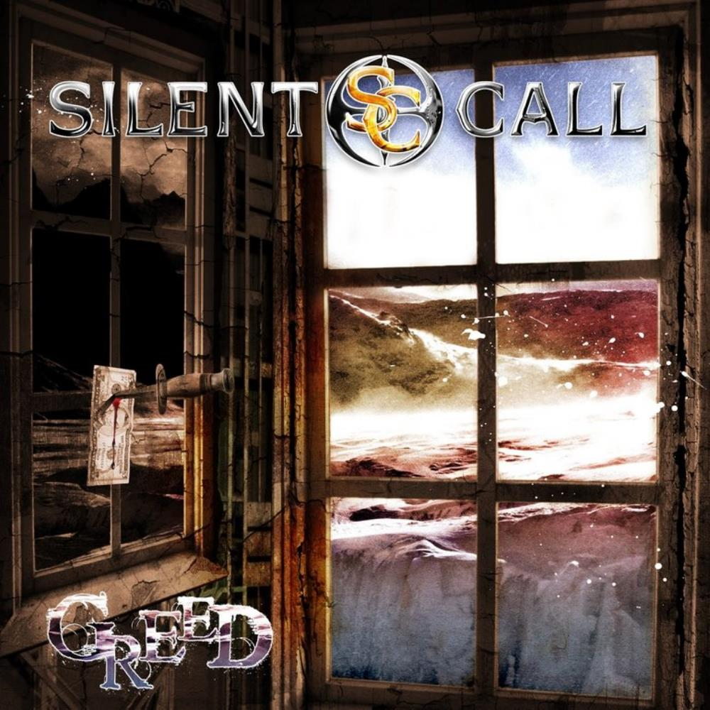 Greed by SILENT CALL album cover