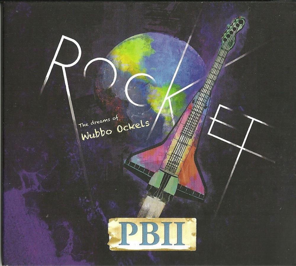 Rocket (The dreams of Wubbo Ockels) by Plackband album rcover