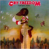 Cry Freedom Nobody's Fool album cover