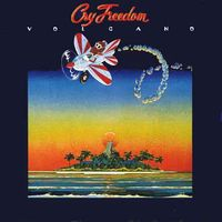 Cry Freedom Volcano album cover