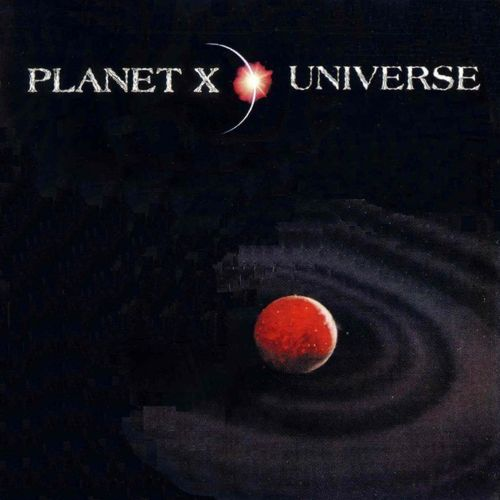 Planet X - Universe  CD (album) cover