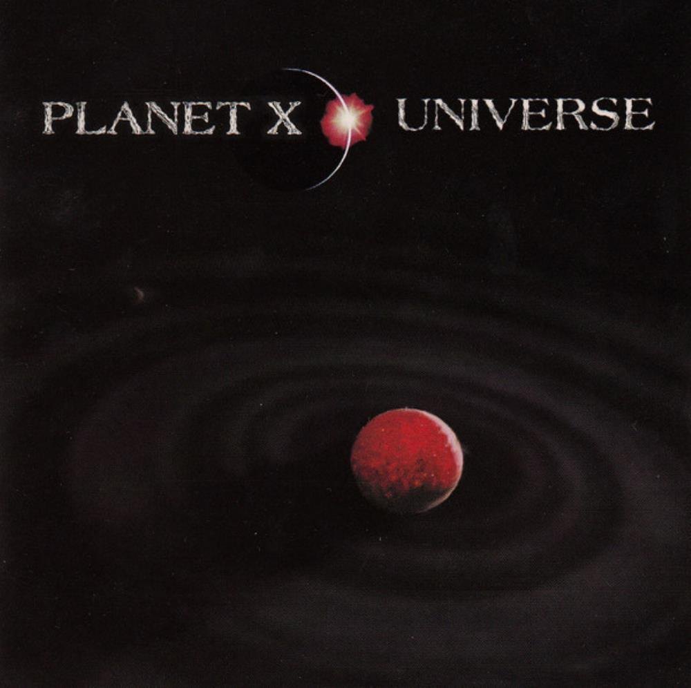 Universe by PLANET X album cover