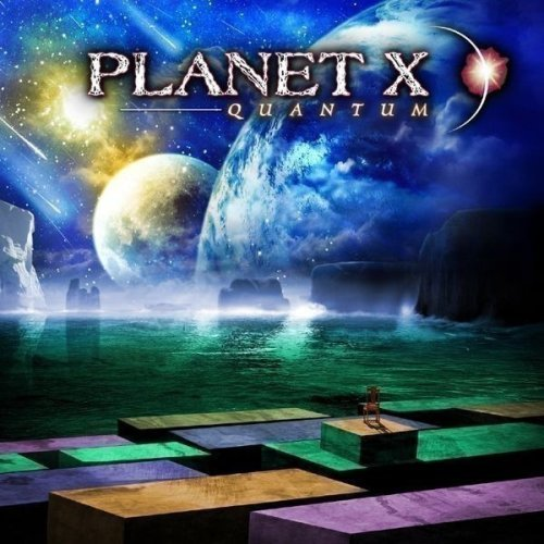 Planet X - Quantum CD (album) cover