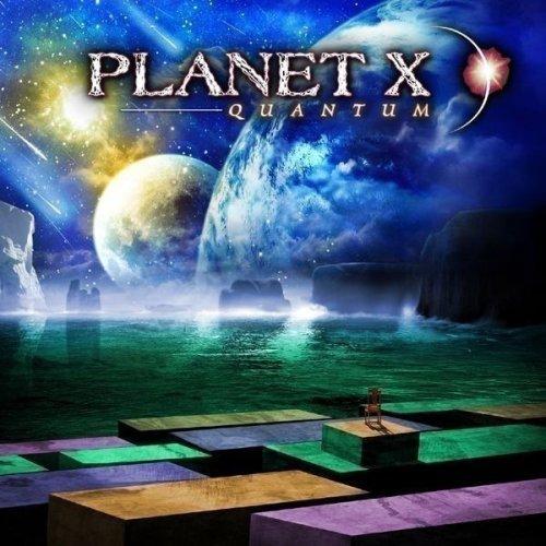 Quantum by PLANET X album cover