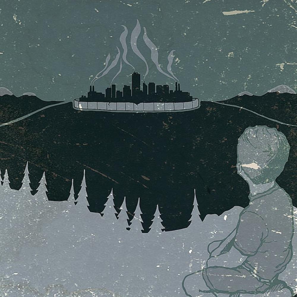 How Lonely Sits The City by ASCENT OF EVEREST, THE album cover
