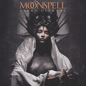 Moonspell - Night Eternal CD (album) cover