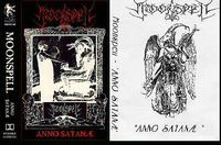 Moonspell - Anno Satanae ( Demo) CD (album) cover