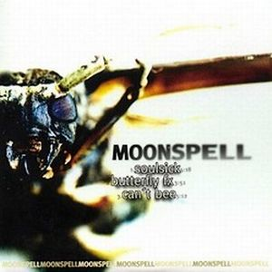 Moonspell The Butterfly Effect album cover